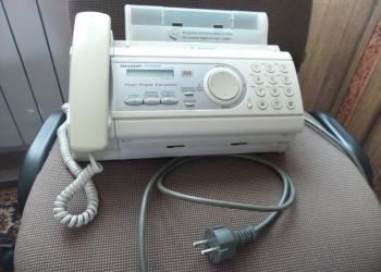 Факс Sharp FO-P600
