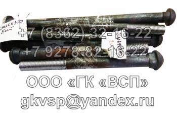 Изготавливаем болты контррельсовые СП-237, М22, М24, М27 различной длинны.