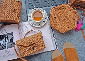Эксклюзивные трендовые сумки из Индонезии от производителя оптом.