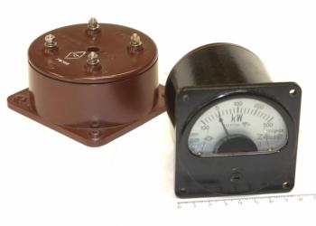 Киловаттметры Д-85