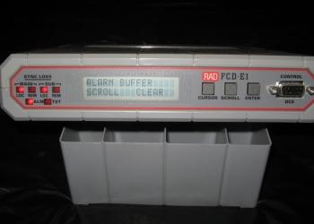 Мультиплексор RAD FCD-E1 новый