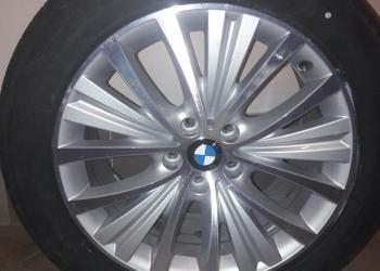 """Летние колёса 19""""BMW X5 F15   оригинал."""