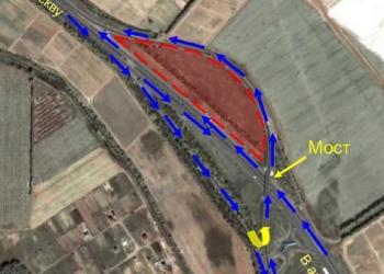Продажа з/у 2,8 Га, в 2-х км от МКАД, на Каширском ш.