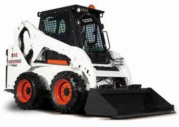 Bobcat S18 Earthforce