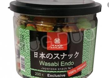 """Здоровый продукт! Японские снэки """"Тако Самурай"""""""
