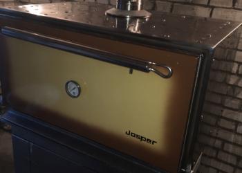 Продам хоспeр HJX 45Lпечь на углях закрытого типа
