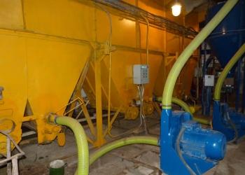 Завод про производству и переработке гранулированных комбикармов