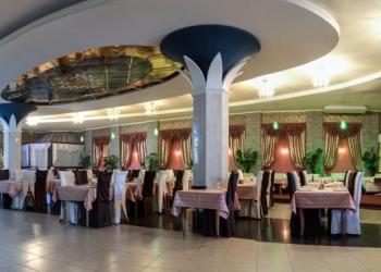 Ресторан но гостиничный комплекс.