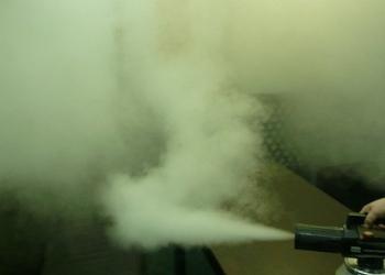 Удаление неприятных запахов