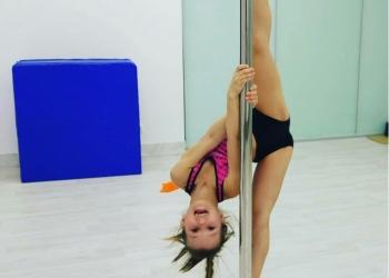Pole Dance, Exotic, СТретчинг, детская акробатика на пилоне, танцы
