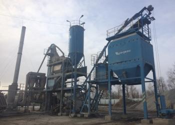 асфальтобетонный завод дс-185
