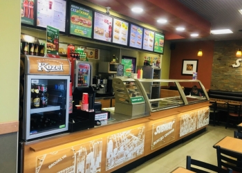 Ресторан быстрого питания Subway на пр. Ленина