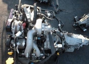 продам двс Subaru EJ204 BL5 180 л.с.