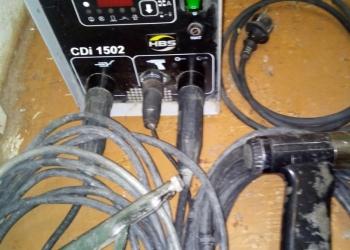 Сварочный аппарат CDI 1502 (конденсаторная сварка)