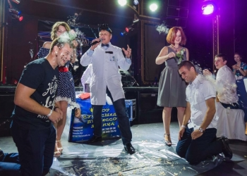 Крио шоу Химическое Азотное шоу на свадьбу Москва