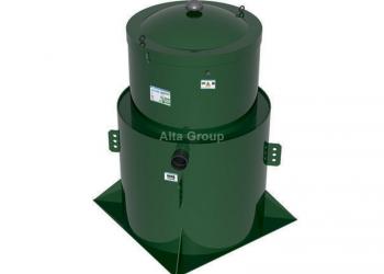 Автономная канализация в частный дом, Alta Bio 3