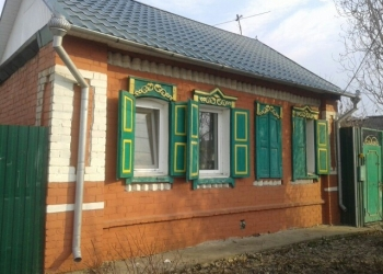 Дом 72 м2, п.Анисовка