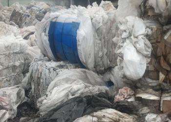 Сортировка отходов и производство по переработке