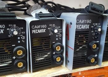 сварочные аппараты TM Ресанта.