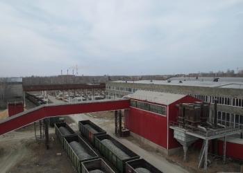 Производственный комплекс завод железобетонных изделий. Челябинская область.