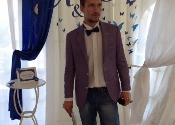 Ведущий на свадьбу, юбилей, школьный выпускной.