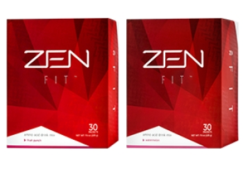 ZEN FIT™ от компании Jeunesse Global 30 пакетиков в упаковке