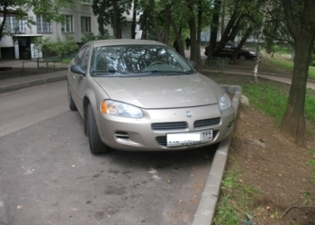 Продаётся Dodge Stratus 2.7 AT (203hp) '2002