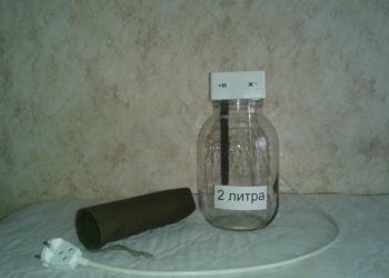 Приборы живая и мертвая вода с Анодным электродом из Графита - 2520 руб.