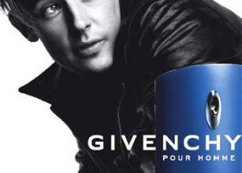Акватический аромат марки Givenchy Pour Homme Blue Label