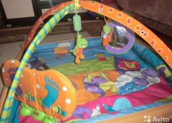Продается детский игровой коврик) В отличном состоянии,очень нужная вещь .