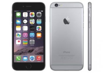 продам абсолютно новый оригинальный Iphone 6 Space grey