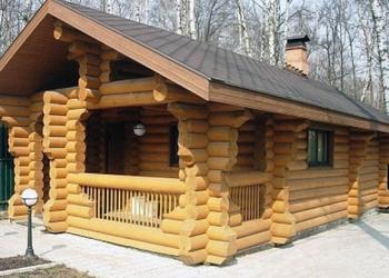 Настоящие рубленые бани в Пензе, беседки из дерева