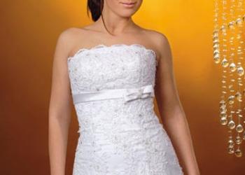 Продам свадебное платье 10 000руб