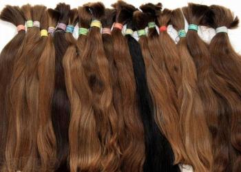 Натуральные волосы. Славянка. Гарантия