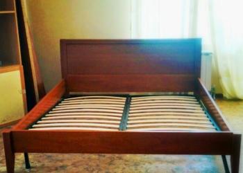 Продам шкаф+кровать+2 тумбочки