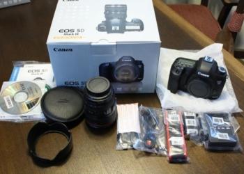 Новый Canon EOS 5D Mark III Full Frame Цифровая зеркальная камера с EF 24-105mm