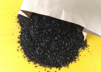 Уголь для очистки самогона от сивушных масел.