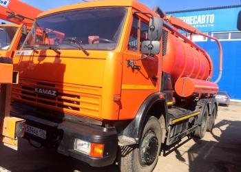 Продам Илососную Машину Камаз 65115, КО-530-01,2013г.в