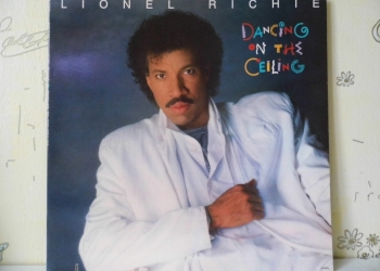 Лайонэл / Lionel Richie / Dancing on the Ceiling / 1986
