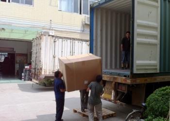 Перевозка домашних вещей в ж/д контейнерах из Москвы по России.