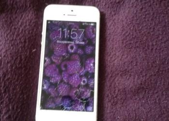 продам айфон 5 16 gb на запчасти
