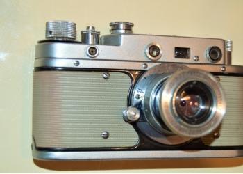 Покупаю советские пленочные фотоаппараты.
