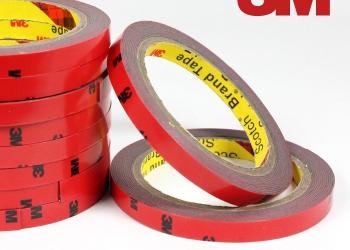 Двусторонние клейкие ленты 3М (скотч двусторонний)