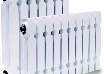 Чугунные радиаторы KONNER Modern