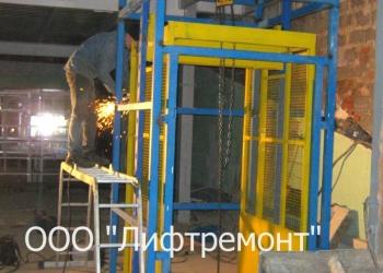 Монтаж лифтов качественно