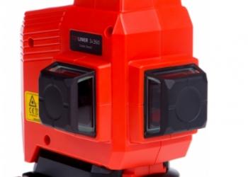 Лазерный нивелир ADA TopLiner 3x360 на аккумуляторе