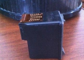 Картридж струйный чёрный HP56 520 страниц