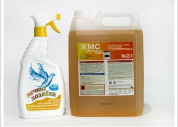 Средство для чистки пригоревшего жира ЖМС № 31Аналог Шуманит
