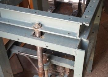 Продам станок для изготовления декоративных деревянных решеток