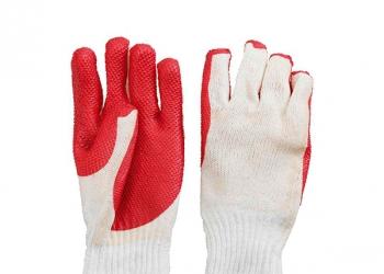 Рабочие перчатки от производителя ОПТом.